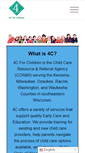 Mobile Preview of 4c-forchildren.org